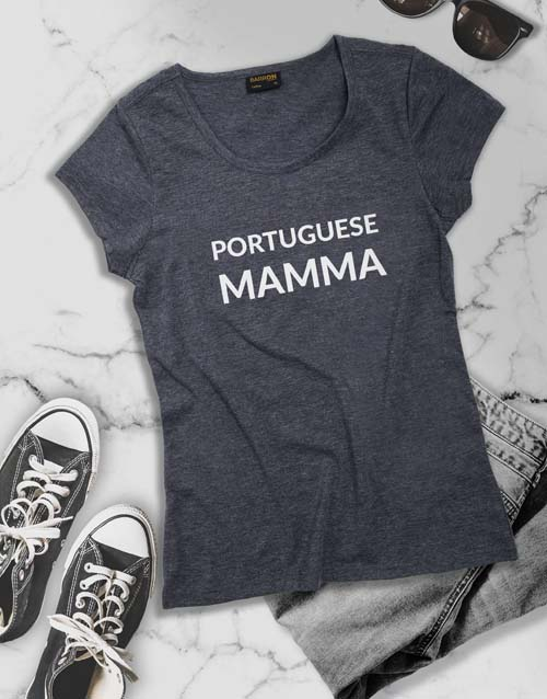 mothers-day: Personalised Mom Type Ladies T Shirt!