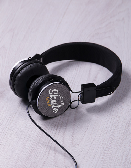 personalised: Personalised Repeat Headphones!