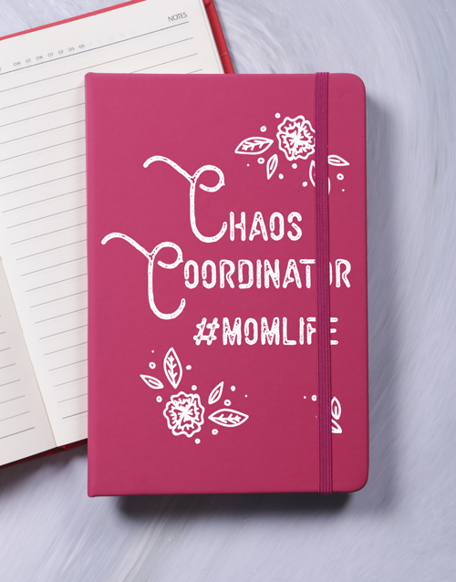 mothers-day: Momlife A5 Notebook!