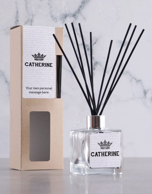 year-end: Personalised Queen Reed Diffuser!