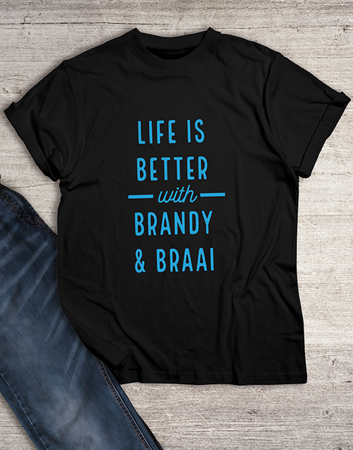 personalised: Personalised Life Is Better With T Shirt!