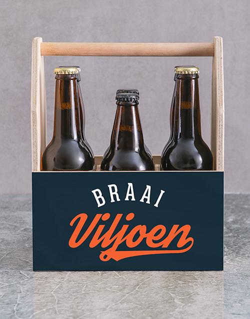 fine-alcohol: Personalised Braai Legend Man Crate!