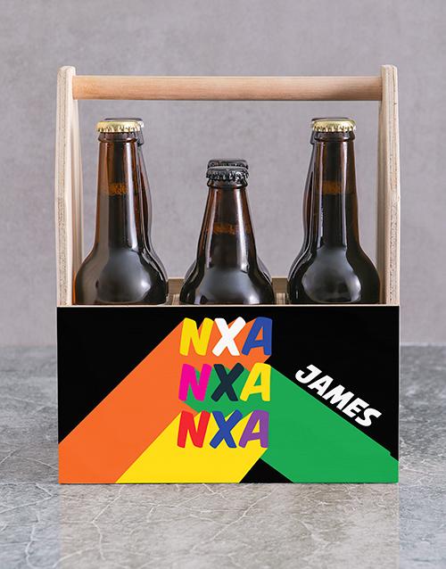bosses-day: Personalised Nxa Man Crate!