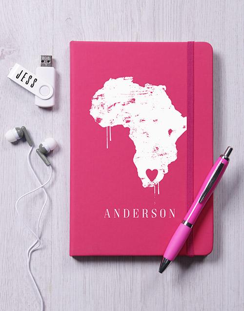 gadgets: Personalised Love Africa Tech Hamper!