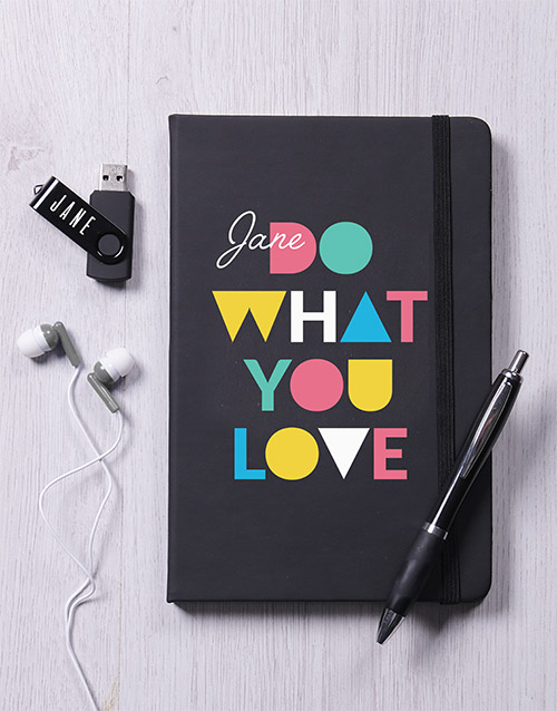 gadgets: Personalised What You Love Tech Hamper!