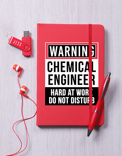 gadgets: Personalised Warning Tech Hamper!