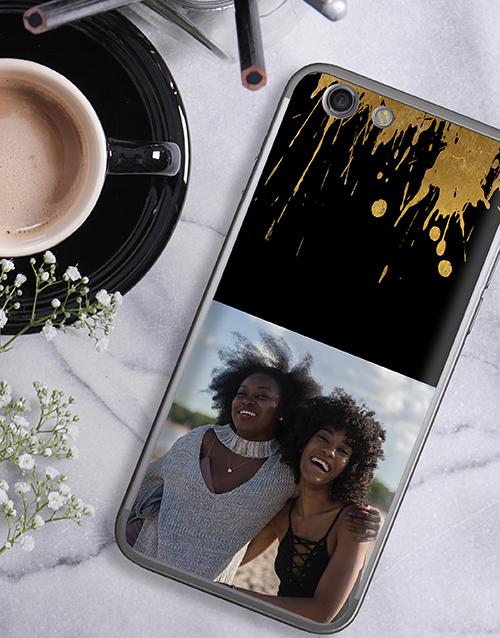 personalised: Personalised Splash Photo iPhone Cover!
