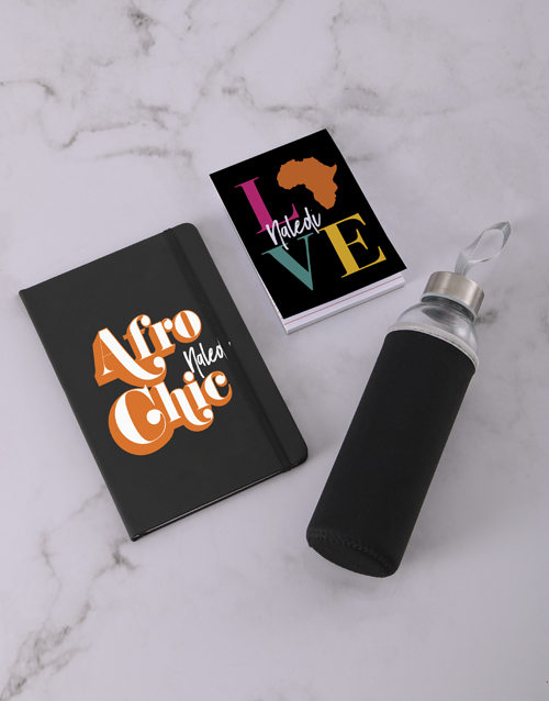 mothers-day: Personalised Love Africa Go Stationery Set!