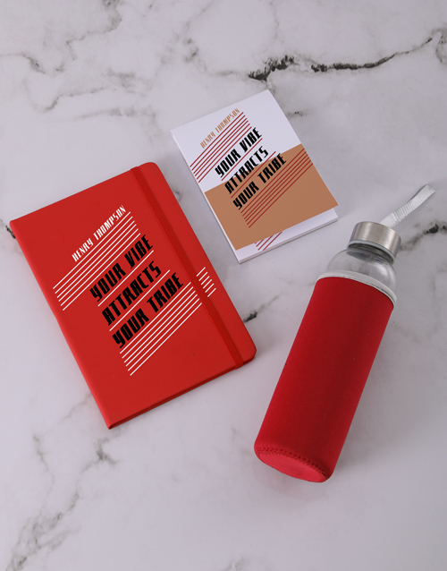 secretarys-day: Personalised Your Vibe Go Stationery Set!