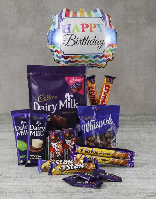 birthday: Cadbury Birthday Hamper!