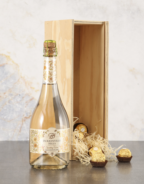 mothers-day: Sparkle All the Way Durbanville Hills Crate!