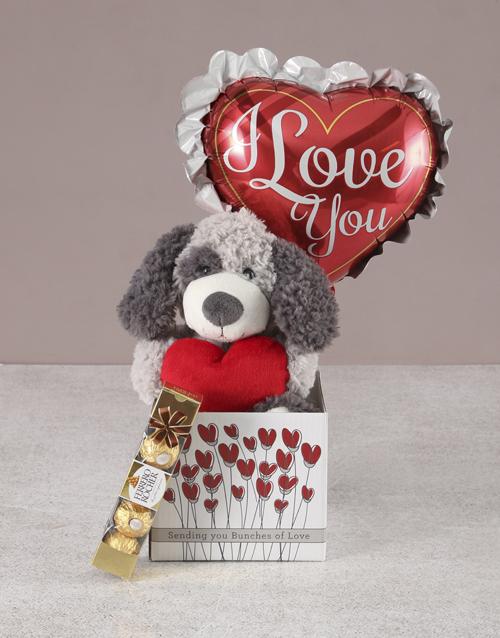 valentines-day: Pup in Love Hamper!