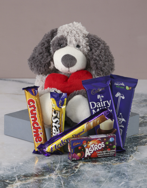 chocolate: Puppy Love and Chocolate!