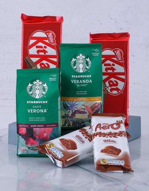 valentines-day: Starbucks Duo Hamper!