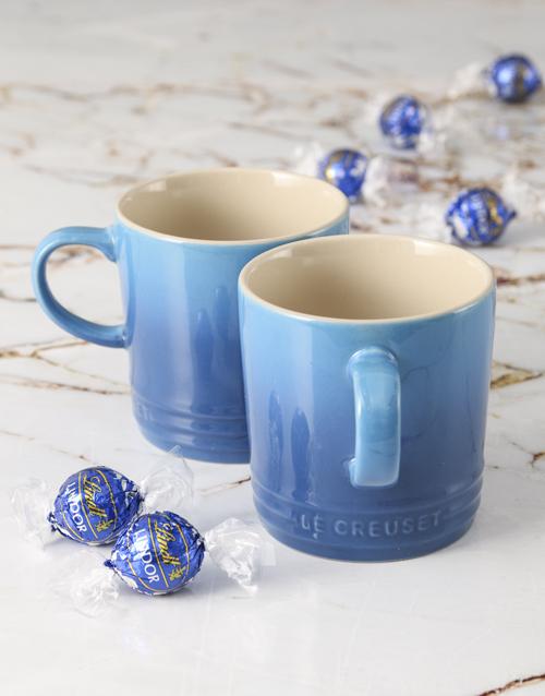 homeware: Marseille Le Creuset Mugs and Chocolate!