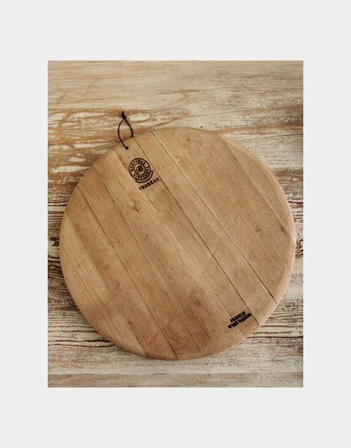 black-friday: Large Round Trudeau Board!