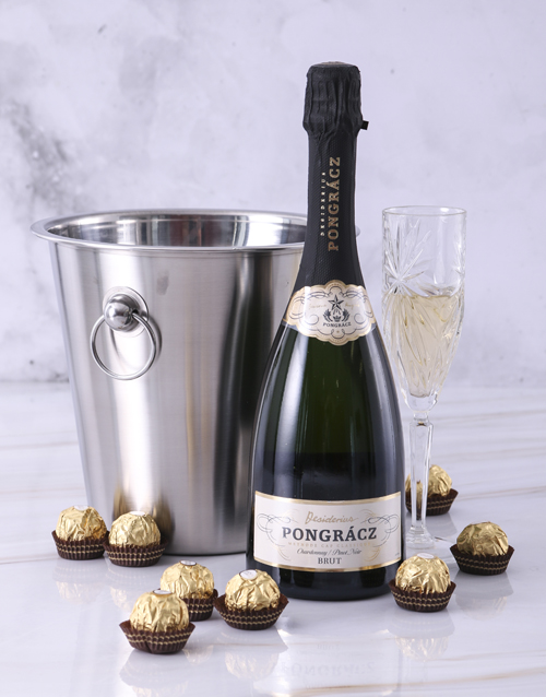 womens-day: Celebratory Bubbly Gift!
