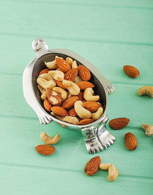 carrol-boyes: Carrol Boyes Nut Bowl Small Woman in Tub & Nuts!
