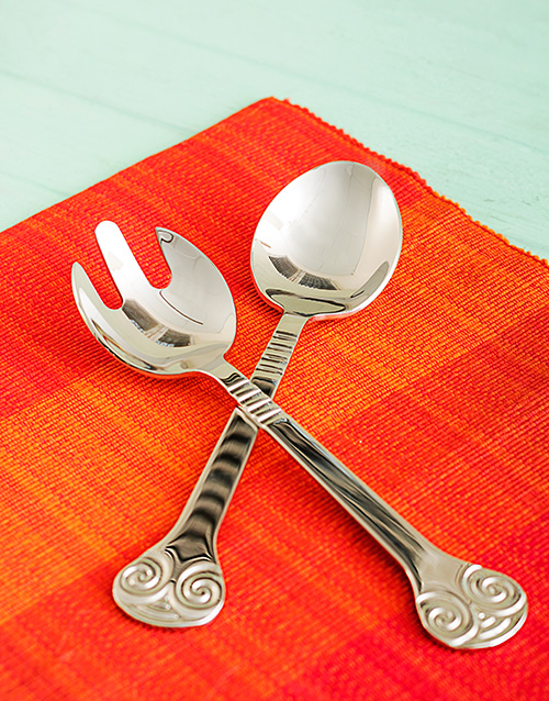 mothers-day: Carrol Boyes Salad Servers Soleil!
