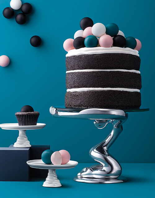 gifts: Carrol Boyes Cake Stand A Piece of Cake!