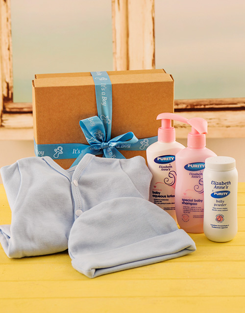 baby: Baby Boy Bed and Bathtime Gift Set!