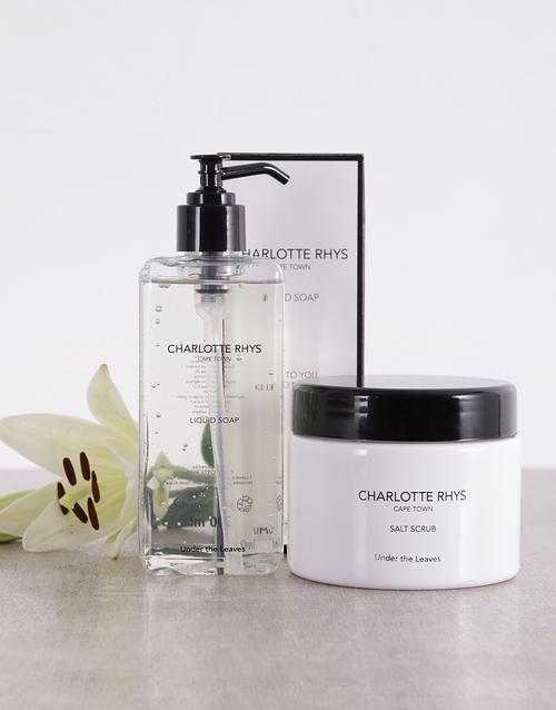 year-end: Bath Time with Charlotte Rhys!