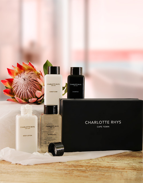 mothers-day: Charlotte Rhys Mini Pamper Hamper!