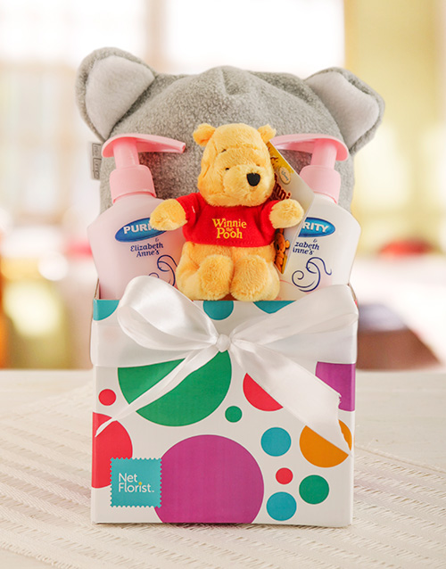 personalised: Winnie the Pooh Gift Box!