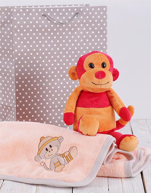 apparel: Monkey ing Around Gift Set!