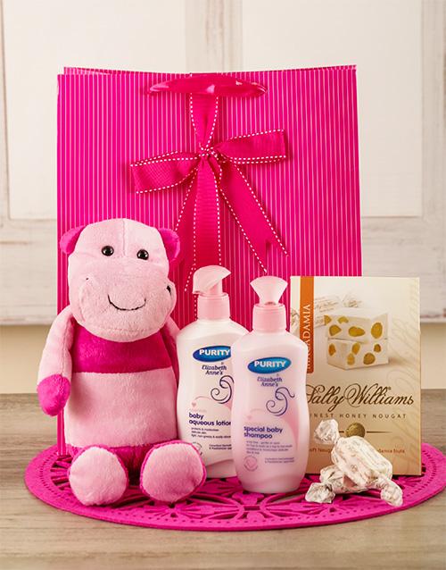baby: Happy Hippo Baby Gift!