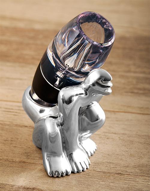 passover: Carrol Boyes Wine Aerator !