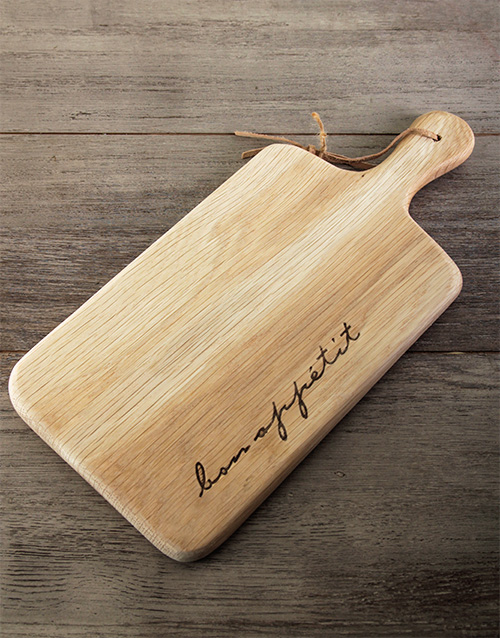 homeware: Laid back Oak Paddle Board!
