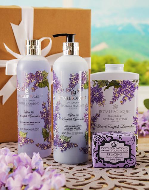 bath-and-body: Baylis & Harding French Affair Bath Gift !