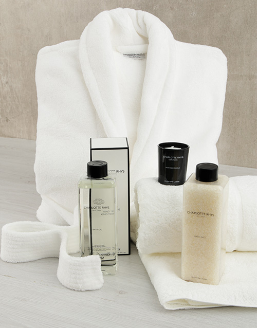 bath-and-body: Pure White Charlotte Rhys Gift!