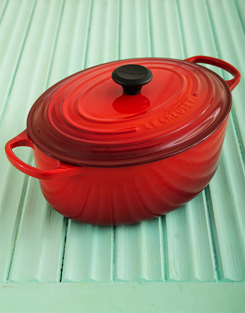 fathers-day: Le Creuset Oval Casserole Dish !