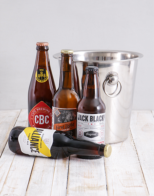 valentines-day: 4 Of The Best Craft Beer Bucket!