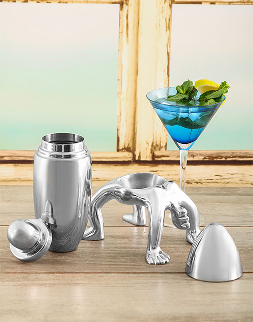 fathers-day: Carrol Boyes Cocktail Shaker!