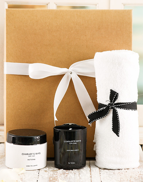 birthday: Bath Time is Spa Time Gift Box!