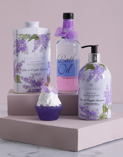 mothers-day: Lavender Love Bath and Body Gift!