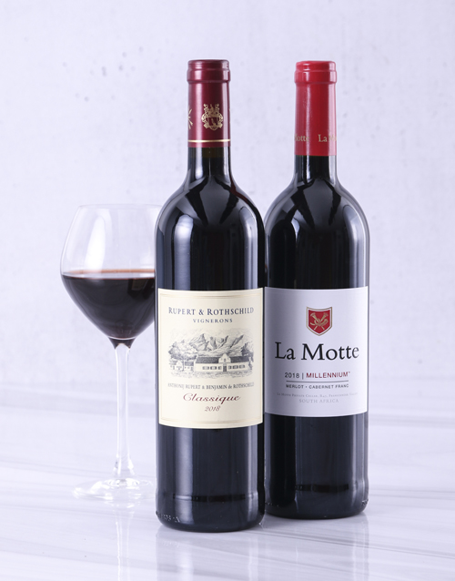 valentines-day: La Motte and Rothschild Duo!