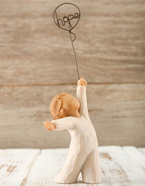 faith: Willow Tree Hope!