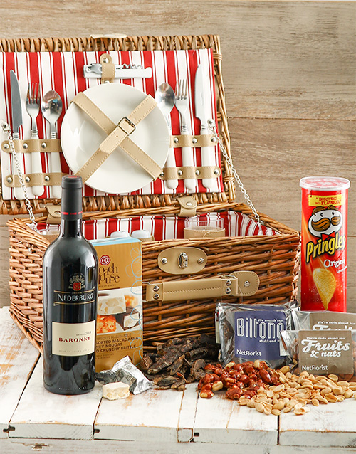 fathers-day: Nederburg Picnic Basket!