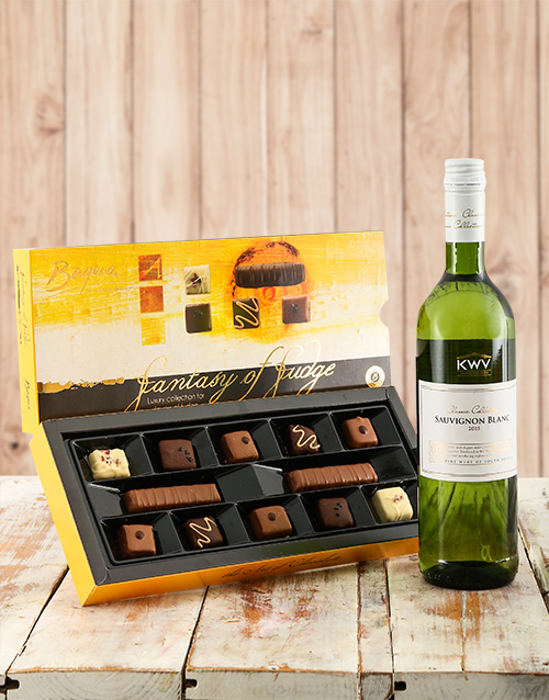 chocolate: Fudging Festive Gift!
