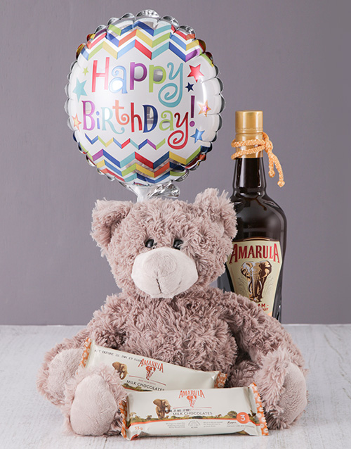 birthday: Happy Birthday Bear GIft!