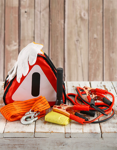 gadgets: Vroom Vroom Emergency Kit!