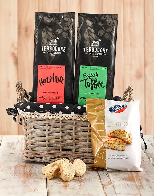 coffee-and-tea: Best of Both Worlds Coffee Basket!