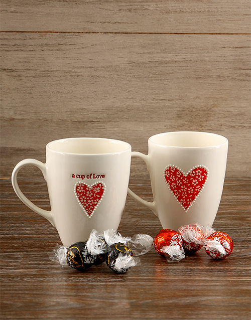 mothers-day: Couples Mug Gift!