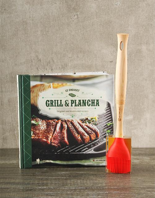 homeware: Le Creuset Grill & Plancha set!