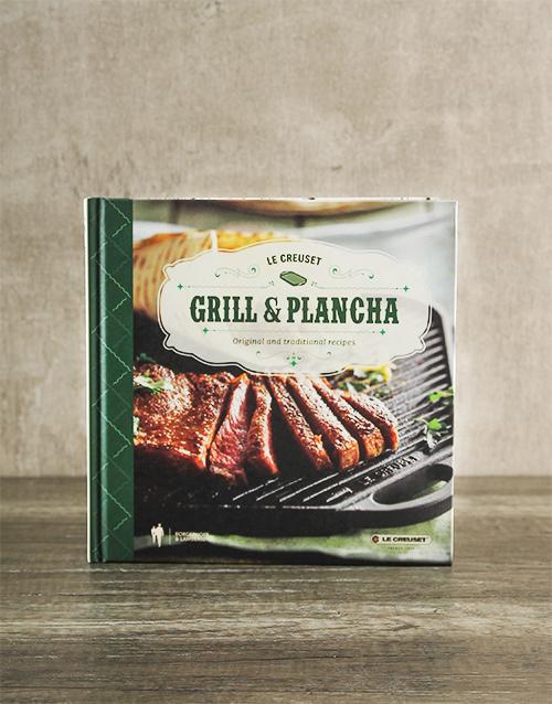homeware: Le Creuset Grill & Plancha Recipe Book!