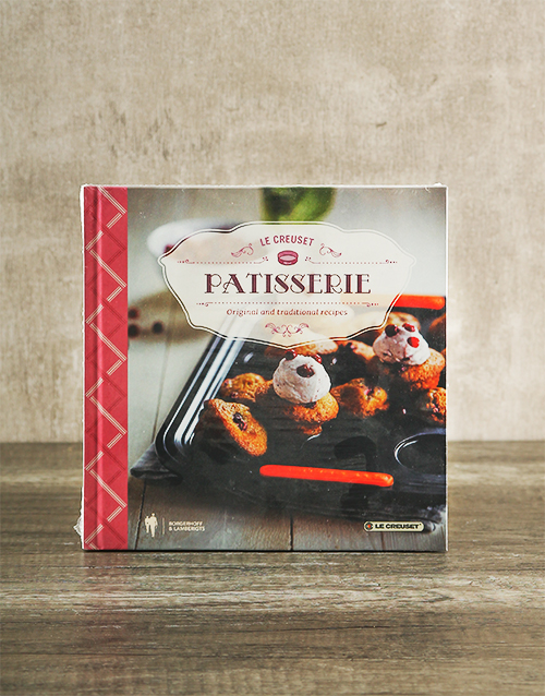 mothers-day: Le Creuset Patisserie Cookbook!